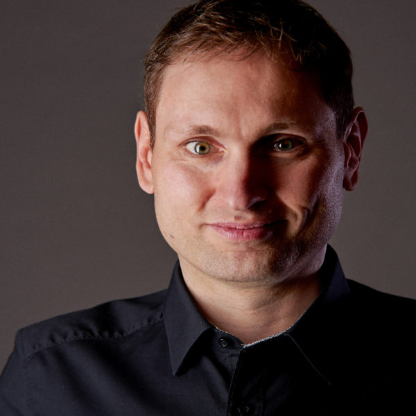 Brave Speakers Keynote Speaker Martin Hornung